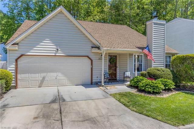 2453 Timber Rn, Virginia Beach, VA 23456 (#10374575) :: Berkshire Hathaway HomeServices Towne Realty