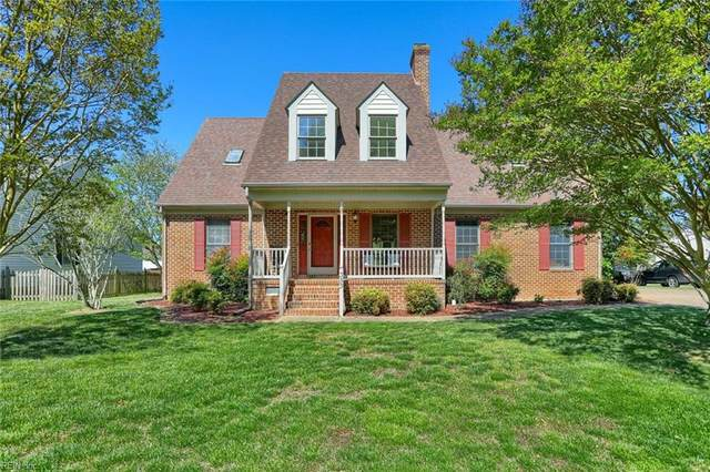 353 Waterfowl Ln, Newport News, VA 23602 (#10374605) :: Kristie Weaver, REALTOR
