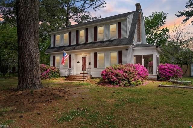 9 Dahlgren Ave, Portsmouth, VA 23702 (#10374607) :: Atlantic Sotheby's International Realty