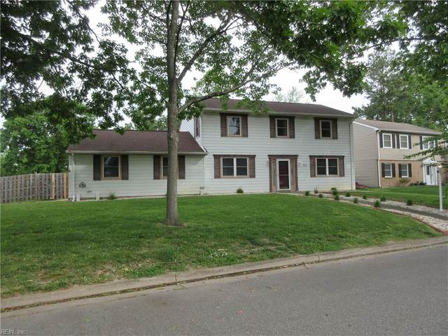 513 Woodlake Rd, Virginia Beach, VA 23452 (#10374615) :: Team L'Hoste Real Estate