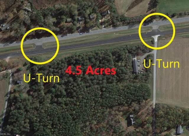 4.5 Ac George Washington Mem Hwy, Gloucester County, VA 23061 (#10374633) :: Kristie Weaver, REALTOR