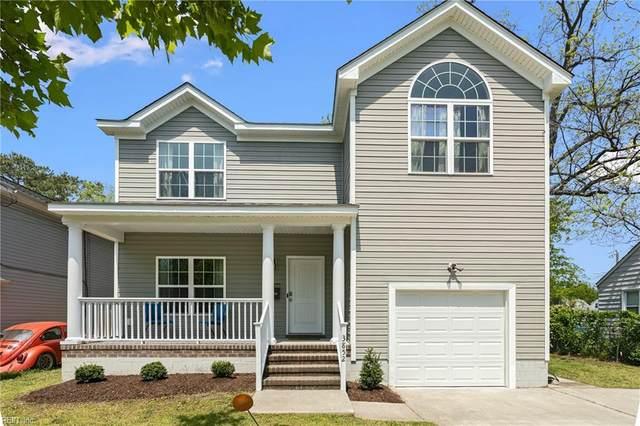 3852 Davis St, Norfolk, VA 23513 (MLS #10374659) :: AtCoastal Realty