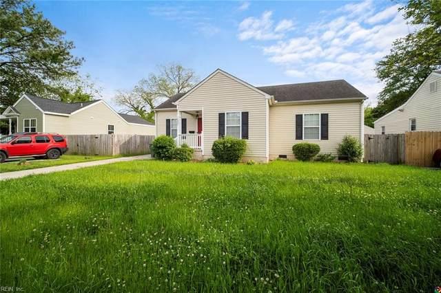 1031 Quail St, Norfolk, VA 23513 (#10374667) :: The Kris Weaver Real Estate Team