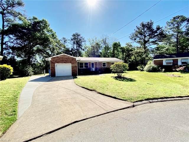 4028 Sea Cliff Rd, Chesapeake, VA 23321 (#10374676) :: Team L'Hoste Real Estate