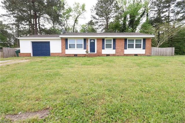 1521 Lake Speight Dr, Suffolk, VA 23434 (#10374686) :: Abbitt Realty Co.