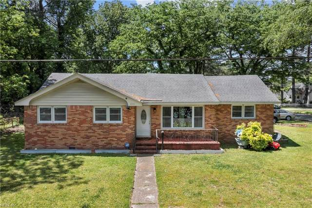 4000 Fourth St, Chesapeake, VA 23324 (#10374704) :: The Bell Tower Real Estate Team