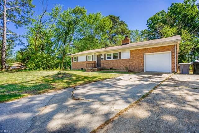 2106 N Armistead Ave, Hampton, VA 23666 (#10374735) :: Berkshire Hathaway HomeServices Towne Realty