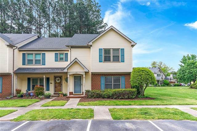 35 Hard Wood Dr, Hampton, VA 23666 (#10374737) :: Tom Milan Team