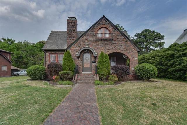451 Riverside Dr, Portsmouth, VA 23707 (#10374770) :: Berkshire Hathaway HomeServices Towne Realty