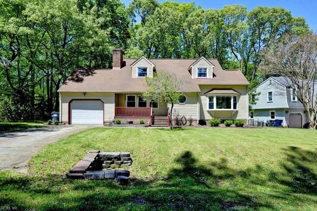 117 Pleasant Pt, James City County, VA 23188 (#10374777) :: Team L'Hoste Real Estate