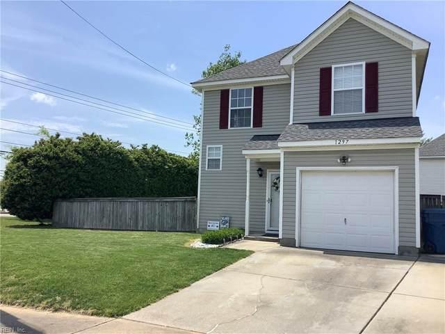 1297 Fenton St, Virginia Beach, VA 23464 (#10374787) :: Berkshire Hathaway HomeServices Towne Realty