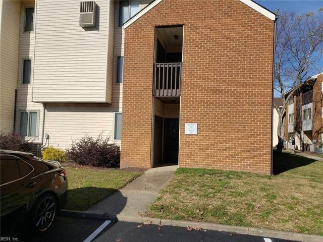 312 Pacific Dr #1, Hampton, VA 23666 (#10374797) :: Rocket Real Estate