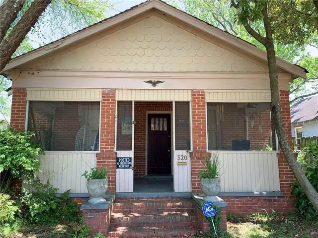 320 Seaboard Ave, Hampton, VA 23664 (#10374811) :: RE/MAX Central Realty