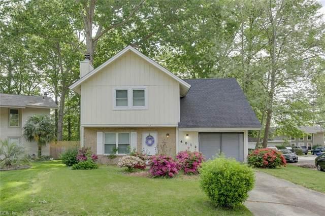 4012 Foxwood Dr, Virginia Beach, VA 23462 (#10374818) :: Team L'Hoste Real Estate