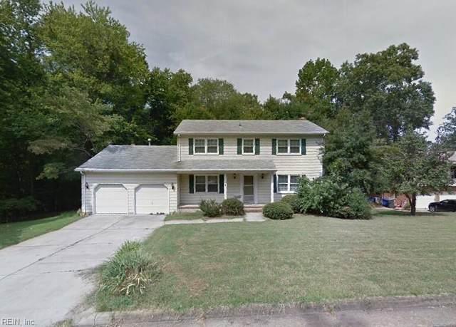 123 Sandpiper St, Newport News, VA 23602 (#10374834) :: Atlantic Sotheby's International Realty