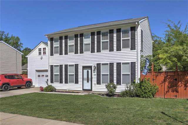 104 Neighbors Dr, James City County, VA 23188 (#10374838) :: RE/MAX Central Realty