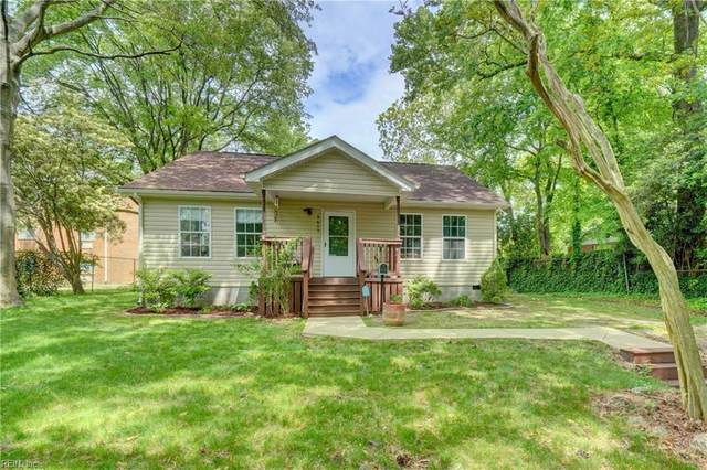 3605 Somme Ave, Norfolk, VA 23509 (#10374842) :: Berkshire Hathaway HomeServices Towne Realty