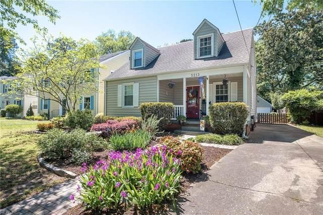 5213 Argall Ave, Norfolk, VA 23508 (#10374860) :: Team L'Hoste Real Estate
