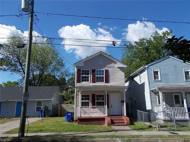 1515 Manson St, Norfolk, VA 23523 (#10374886) :: Kristie Weaver, REALTOR