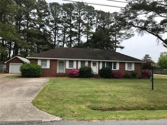 400 Brite Ave, Pasquotank County, NC 27909 (#10374893) :: Austin James Realty LLC