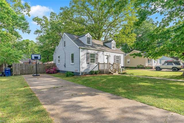 17 Green Oaks Rd, Newport News, VA 23601 (#10374904) :: Atlantic Sotheby's International Realty