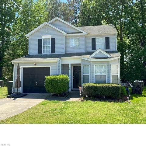 129 Osprey Way, Newport News, VA 23608 (#10374909) :: Team L'Hoste Real Estate