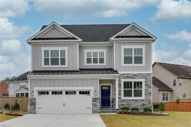 121 Bellflower Ln, Suffolk, VA 23435 (#10374932) :: Berkshire Hathaway HomeServices Towne Realty