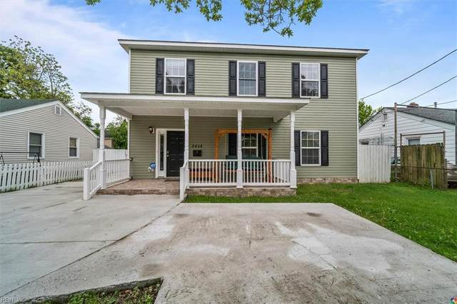 3408 Bapaume Ave, Norfolk, VA 23509 (#10374950) :: Rocket Real Estate