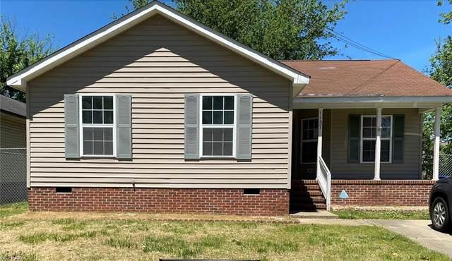 1137 23rd St, Newport News, VA 23607 (#10375011) :: Kristie Weaver, REALTOR
