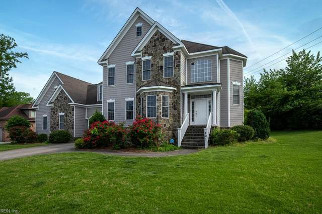 401 White Egret Cv, Chesapeake, VA 23322 (#10375013) :: Kristie Weaver, REALTOR