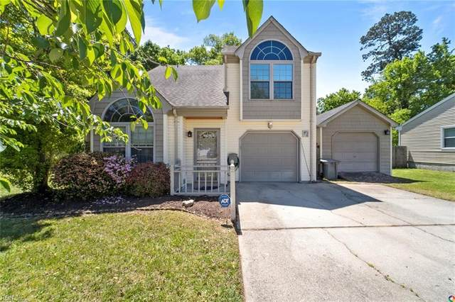 36 Manilla Ln, Hampton, VA 23669 (#10375021) :: Rocket Real Estate