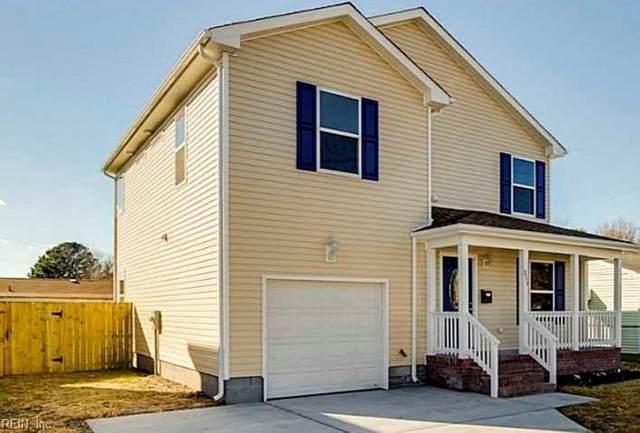 311 Phillips Ave, Portsmouth, VA 23707 (#10375022) :: Team L'Hoste Real Estate