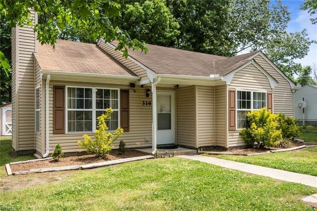 316 Frizzell Ave, Norfolk, VA 23502 (#10375053) :: RE/MAX Central Realty