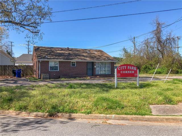 510 City Park Ave, Portsmouth, VA 23701 (#10375066) :: Berkshire Hathaway HomeServices Towne Realty
