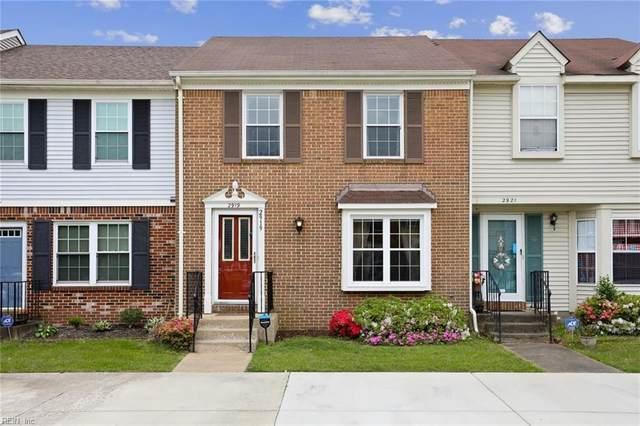 2919 Szetela Ct, Hampton, VA 23666 (MLS #10375074) :: AtCoastal Realty