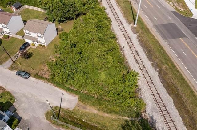 713 Vaughan Ave, Hampton, VA 23661 (#10375084) :: Berkshire Hathaway HomeServices Towne Realty