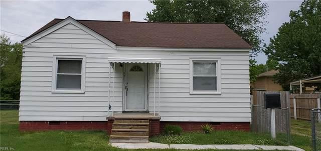 33 Mitchell Rd, Hampton, VA 23669 (#10375086) :: Berkshire Hathaway HomeServices Towne Realty