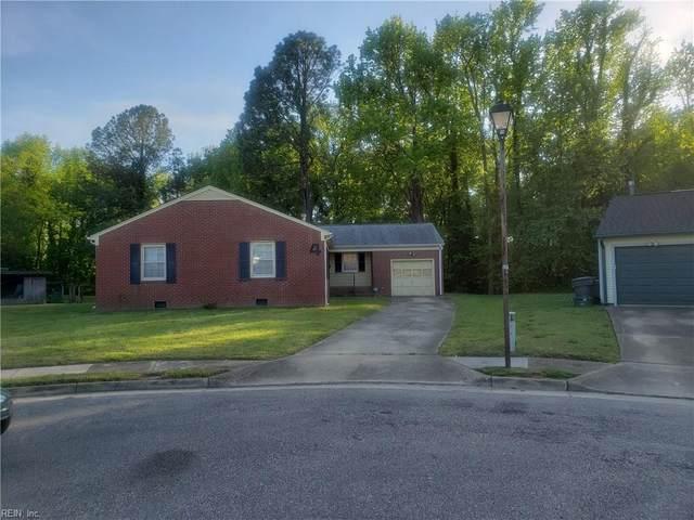 4 Pendleton Ct, Hampton, VA 23669 (#10375136) :: Kristie Weaver, REALTOR