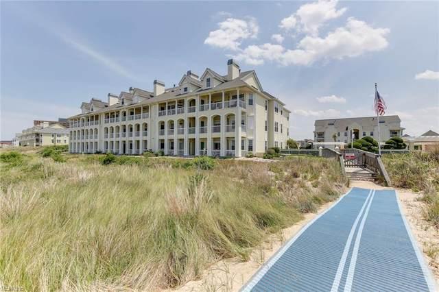 3220 Silver Sands Cir #200, Virginia Beach, VA 23451 (#10375142) :: Atlantic Sotheby's International Realty