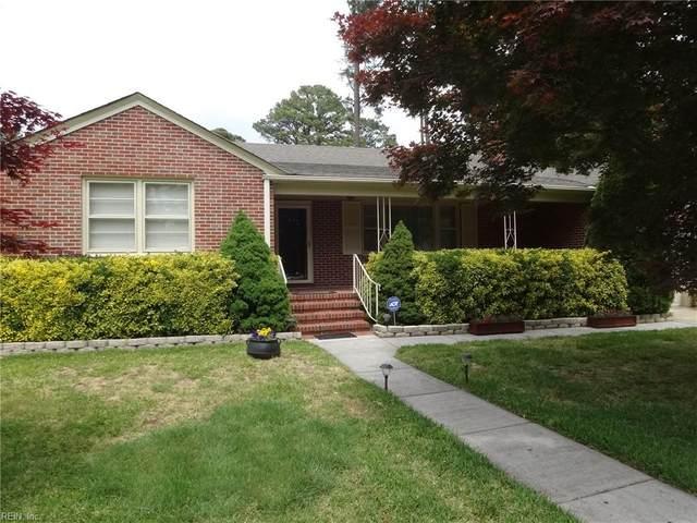 5205 Lake Cir, Portsmouth, VA 23703 (#10375155) :: Berkshire Hathaway HomeServices Towne Realty