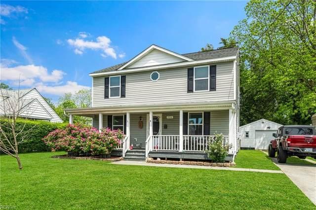 334 Evans St E, Norfolk, VA 23503 (#10375164) :: Berkshire Hathaway HomeServices Towne Realty