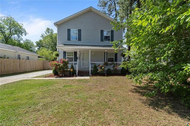 117 Dekalb Ave, Portsmouth, VA 23702 (#10375180) :: RE/MAX Central Realty
