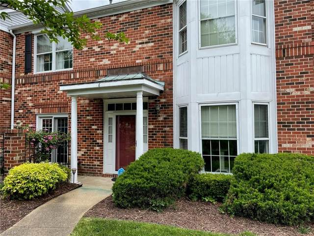 6 Barrymore Ct, Hampton, VA 23666 (#10375184) :: Berkshire Hathaway HomeServices Towne Realty