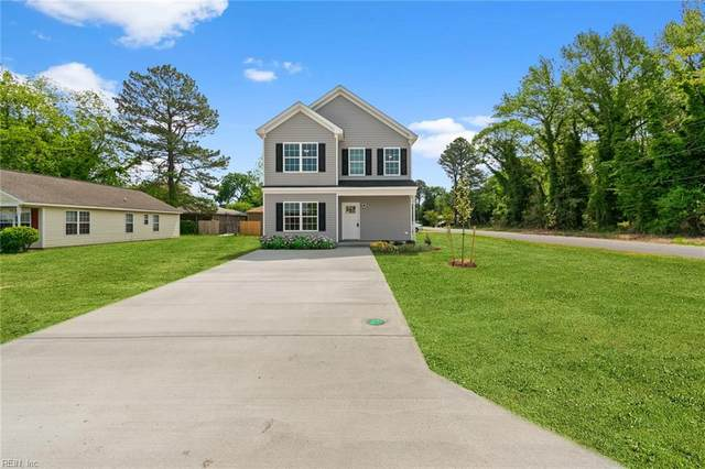 14180 Carver Dr, Isle of Wight County, VA 23314 (#10375198) :: Team L'Hoste Real Estate