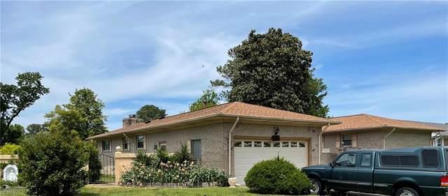 16 Saint Paul Ct, Hampton, VA 23666 (#10375216) :: Berkshire Hathaway HomeServices Towne Realty