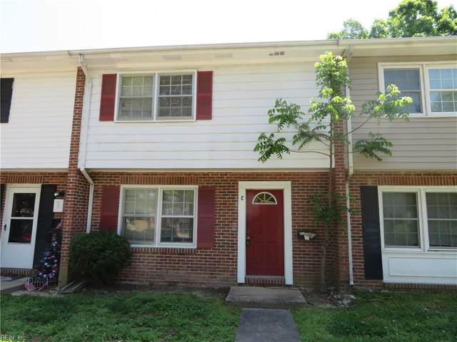 406 Savage Dr E, Newport News, VA 23602 (#10375234) :: Team L'Hoste Real Estate