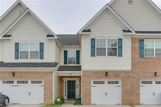 19 Frazier Ct, Hampton, VA 23666 (#10375245) :: Berkshire Hathaway HomeServices Towne Realty