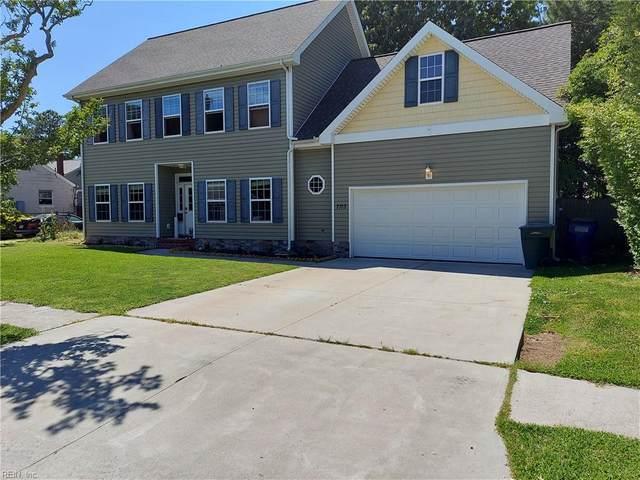 7713 Cortlandt Pl, Norfolk, VA 23505 (#10375248) :: RE/MAX Central Realty