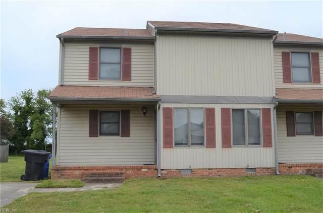 5609 Parish Ln, Portsmouth, VA 23703 (#10375273) :: Team L'Hoste Real Estate
