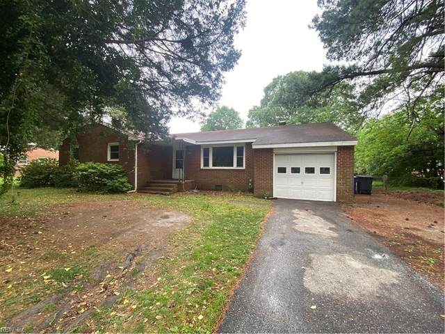 3905 Towne Point Rd, Portsmouth, VA 23703 (#10375296) :: Verian Realty